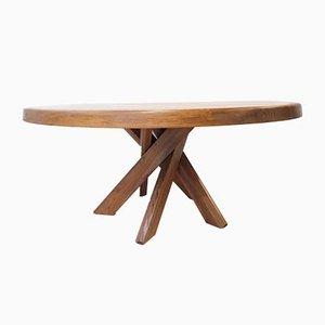 Table de Salle à Manger par Pierre Chapo pour Atelier Chapo Pierre, 1960s