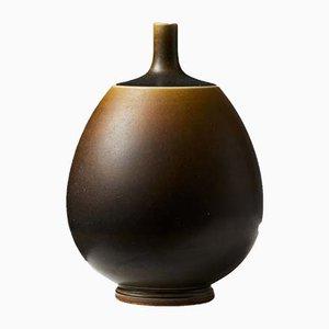 Schwedische Vase von Berndt Friberg für Gustavsberg, 1960er