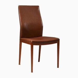Danish Dining Chairs by Helge Vestergaard Jensen for Sören Horn, 1960s, Set of 4