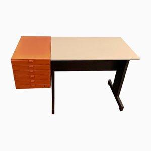 Bureau par Ettore Sottsass pour Olivetti, 1970s