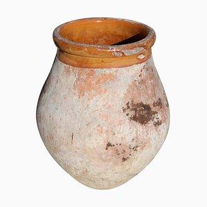 Antique Terracotta Garden Jar, 1880s
