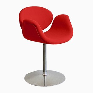 Small Mid-Century Tulip Chair by Pierre Paulin for Artifort