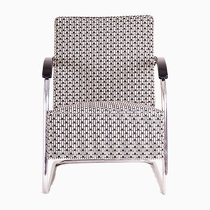 Steel Cantilever Armchair, 1930s