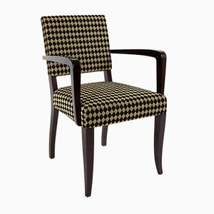 Art Deco French Armchairs by Jules Leleu, 1940s, Set of 2
