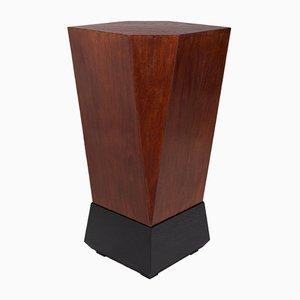 Pedestal cubista de Josef Gočár, años 20
