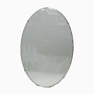 Mid-Century Crystal Mirror by Pieterman