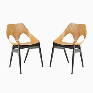 Jason Chairs by Frank Guille for Kandya, 1950s, Set of 2