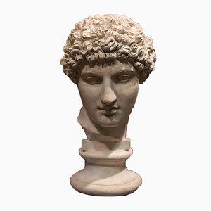 Buste d'Antinoüs d'Époque en Néoprène, Italie