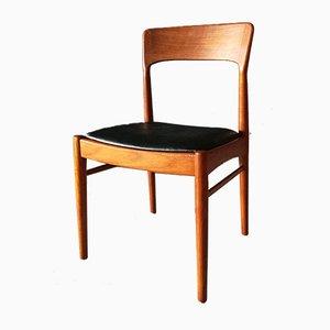 Esszimmerstühle von Korup Stolefabrik, 1960er, 3er Set