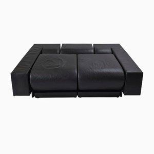 Sofa von Mario Botta Qbliqua für Alias, 1980er