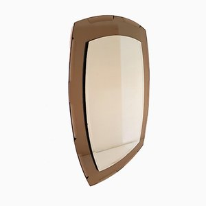 Italian Mirror by Lupi Cristal-Luxor, 1970s