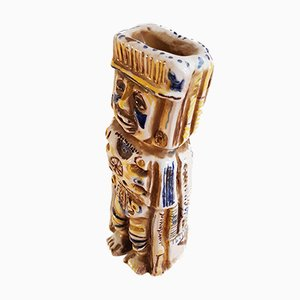 Escultura Inca italiana de cerámica, años 60