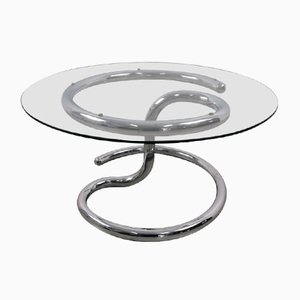 Swiss Anaconda Coffee Table by Paul Tuttle for Strässle, 1960s