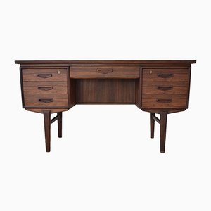 Danish Brazilian Rosewood Desk, 1960s