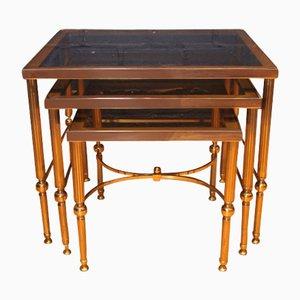 Nesting Tables by Maison Charles for Maison Jansen, 1960s