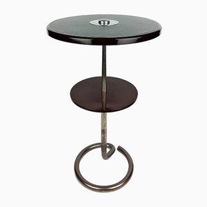 Tavolino di René Herbst per Stablet, anni '30
