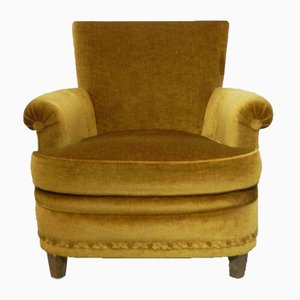 French Armchairs, 1930s, Set of 2