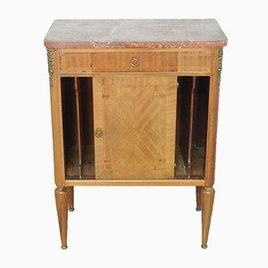 Französischer Nachttisch im Louis XVI Stil, 1920er