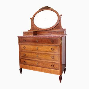 French Louis XVI Style Chest of Drawers, 1920s