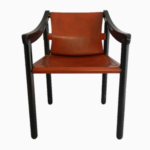 Mid-Century Italian 905 Armchair by Vico Magistretti for Cassina