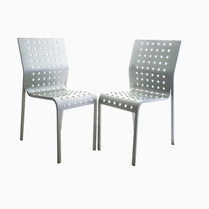 No. 2068 Mirandolina Chairs by Pietro Arosio for Zanotta, 1990s, Set of 2