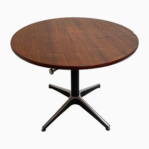 Rosewood Adjustable Dining Table by Franco Campo & Carlo Graffi, 1959