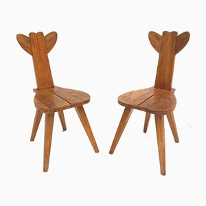 Elm Bambi Children's Chairs, 1950s, Set of 2