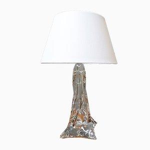 Lampe de Bureau de Cristallerie Lemberg, France, 1960s