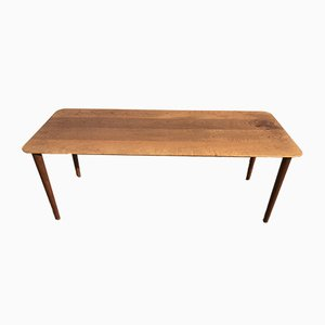 Teak Coffee Table by Torbjorn Bekken, 1950s