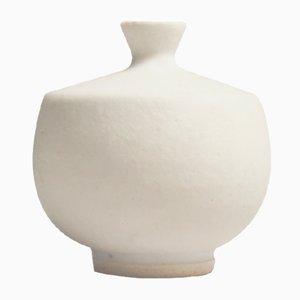 Schwedische Steingut Vase von Anders Dolk für Anders Dolk, 1978