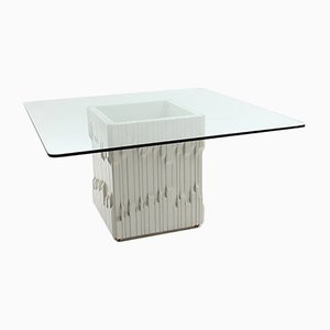 Vintage Norman Dining Table by Luciano Frigerio for Desio