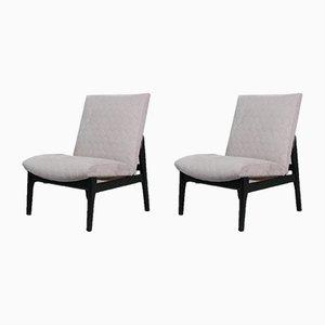 Englische Vintage Sessel von Parker Knoll, 1960er, 2er Set
