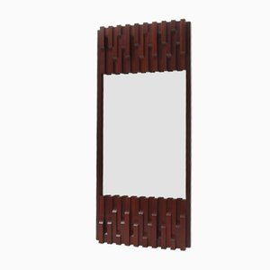 Vintage Mirror by Luciano Frigerio for Desio