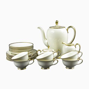 Aida Coffee Set from Rosenthal, 1950s, Set of 9