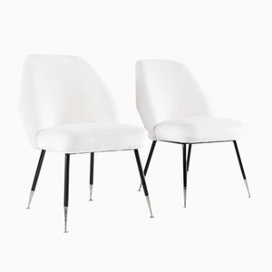 Model Campanula Armchairs by Carlo Pagani for Arflex, 1952, Set of 2