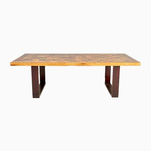 Table Basse en Palissandre par Poul Cadovius pour France & Søn / France & Daverkosen, 1960s