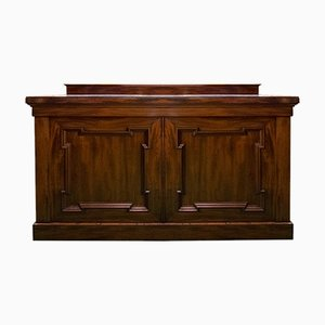 Antikes viktorianisches Sideboard aus Mahagoni