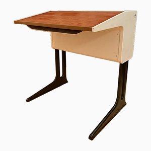 Deutscher Flötotto Schreibtisch von Luigi Colani für Flötotto, 1969