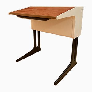 German Flötotto Desk by Luigi Colani for Flötotto, 1969
