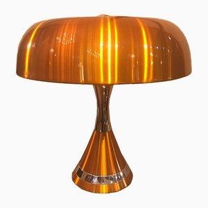 Lámpara de mesa de Harvey Guzzini, años 70
