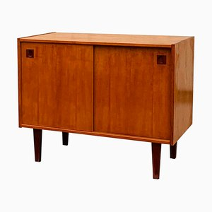 Mid-Century Danish Teak Cabinet from TH JUUL