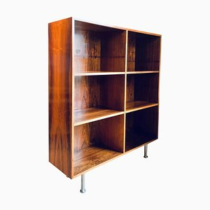 Mid-Century Danish Rosewood Shelving from Bramin