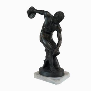 Bronze Sculpture, 1920s