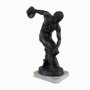 Escultura de bronce, años 20
