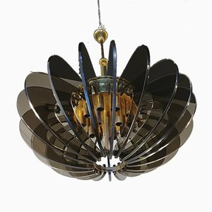 Large Chandelier by Gino Paroldo, 1960s