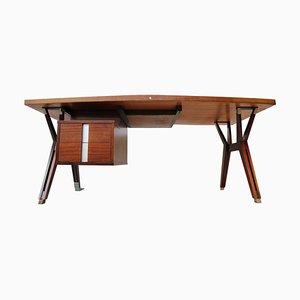 Terni Schreibtisch von Ico Parisi für MIM, 1950er