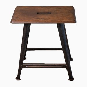 Workshop Stool from Robert Wagner Chemnitz, 1920s