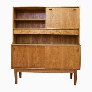 Mueble de teca de Nathan, años 60