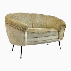 Italienisches 2-Sitzer Sofa, 1960er