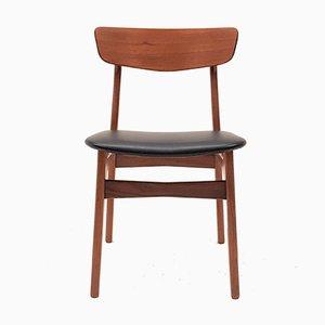 Teak Dining Chairs by Schønning & Elgaard for Randers Møbelfabrik, 1960s, Set of 6